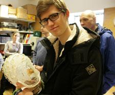 Cambridge's Cognition & Brain Sciences Unit - Head Cap